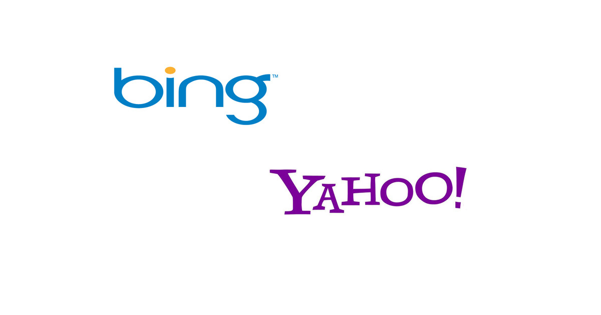 Yahoo! and Bing Search Alliance