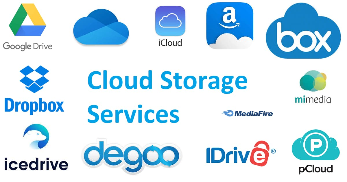 Top 10 Free Cloud Storage Services