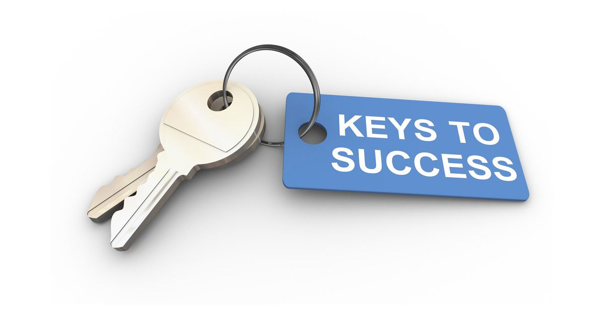 Keys for a successful Website