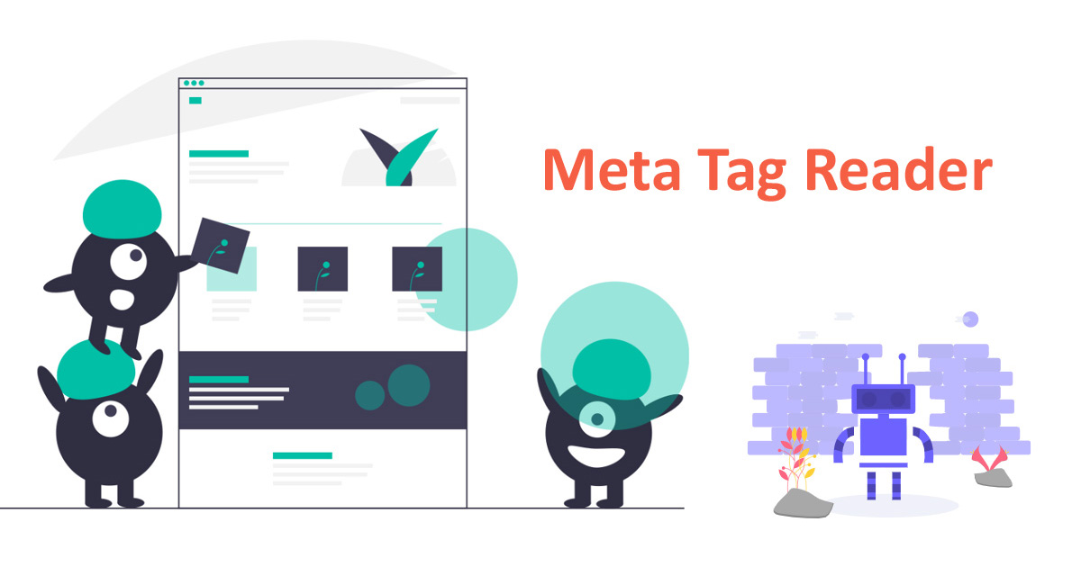 META Tags/Data Reader