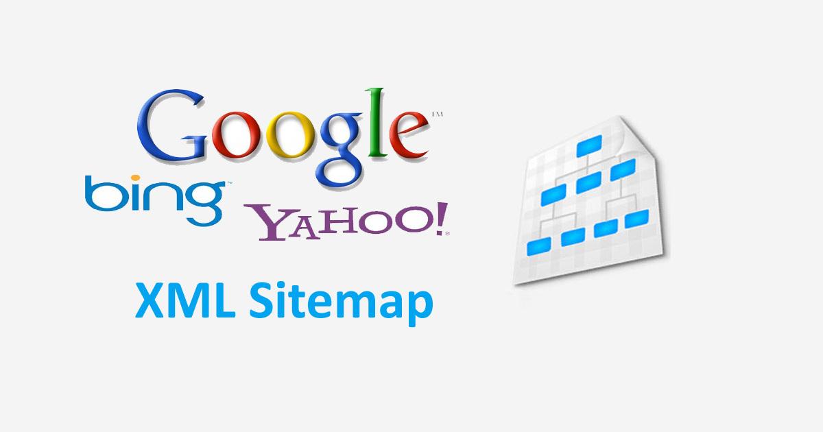 Submit XML Sitemap to Google, Bing, Baidu & Yandex