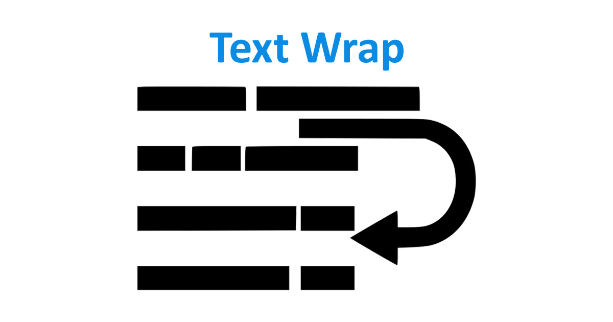 Text Wrap, Line Break Online