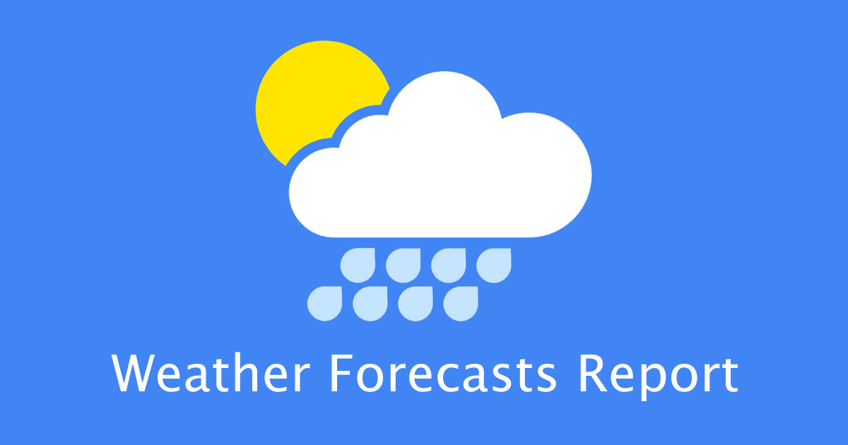 Weather Forecasts Report