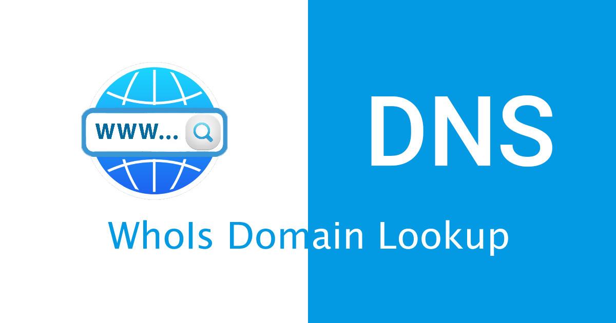Domain whois